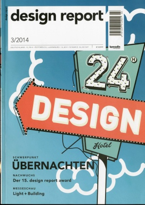 Article about Sarha Duquesne and Levi Dethier, winners of the Design Report Award 2768