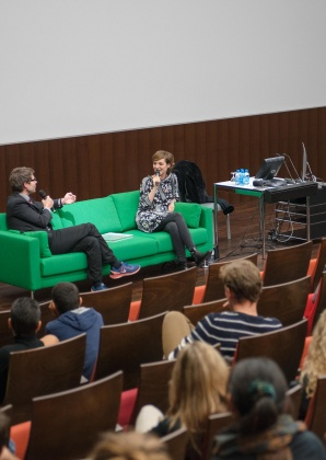 Conférences ECAL: Louise Bourgoin 3053