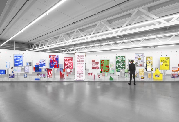 «ECAL Graphic Design» exhibition at the D'Days Paris 3209