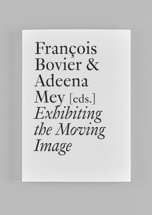 Livre «Exhibiting the Movie Image»  3167