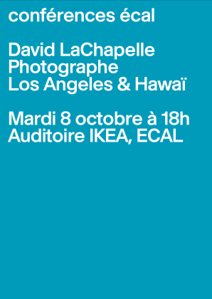 ECAL Conferences: David LaChapelle 4223