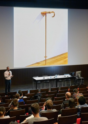 ECAL Lectures: Michael Anastassiades 3311