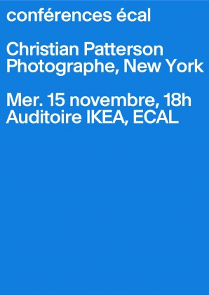 ECAL Lecture:Christian Patterson 3610