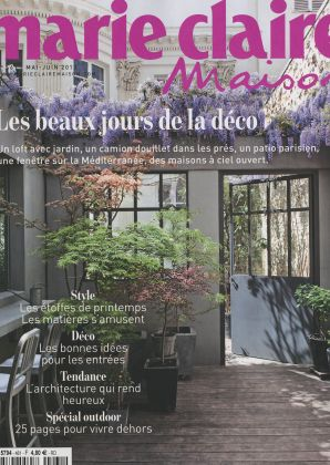 Article Marie-Claire Maison 1648