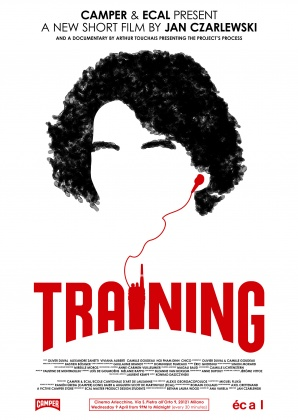 "ECAL Milan 2014: ECAL & Camper present the film ""Training"" 2243"