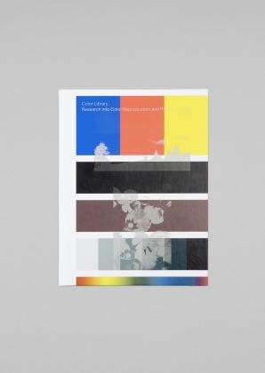 Color Library - Research into Color Reproduction and Printing 3910