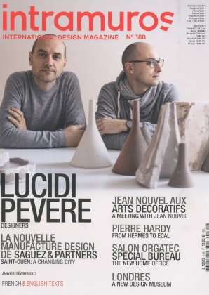Articles about the ECAL collaborations with Mauviel and Pierre Hardy 3421