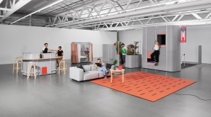 """Workbays Village"" exhibition in collaboration with Vitra 3432"