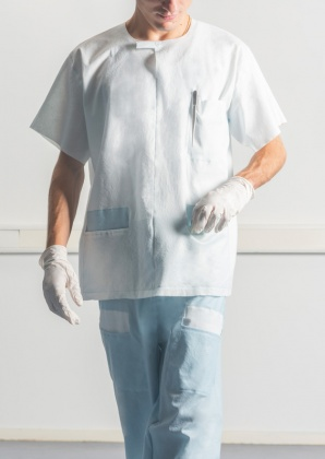 Biodegradable Medical Clothing 4689