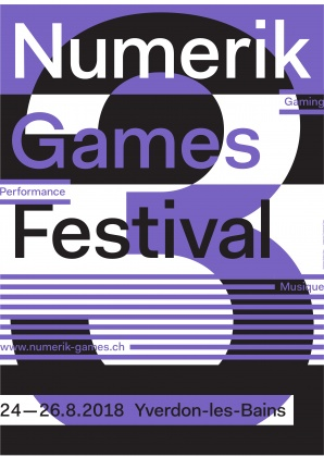 ECAL at Numerik Games