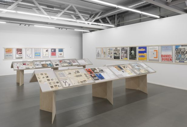 ECAL, l'elac, exhibition, graphic design, Richard Hollis 4155