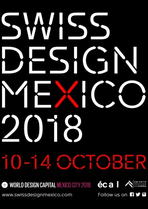 ECAL at the Mexico Design Week 2018