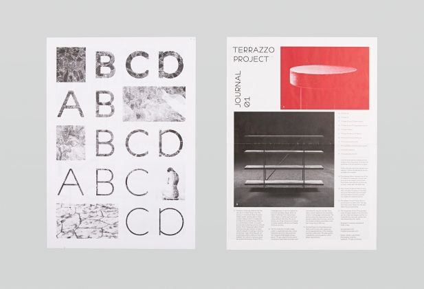 ART DIRECTION, Terrazo Project, Luke Archer 1350