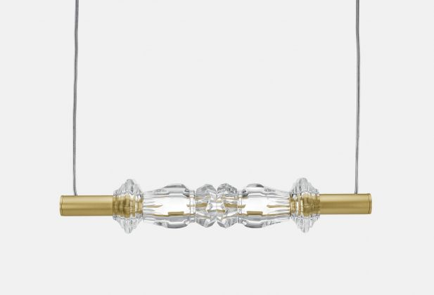 Product design, Lights of Harcourt, Baccarat, Vendôme ECAL/Joséphine Choquet and Qiyun Deng 4027