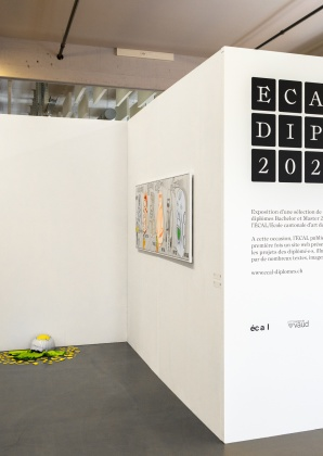 "Exhibition ""ECAL Diplomas 2020"" From 29 October (opening 6pm) to 28 November, ECAL, Renens  28055"