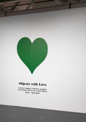 «Objects with Love» par Connie Hüsser Du 10 mars (vernissage) au 9 avril, Galerie l'elac, Renens 25914