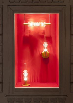 Product design, Lights of Harcourt, Baccarat, Vendôme ECAL/Joséphine Choquet and Qiyun Deng 4021