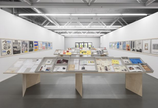 ECAL, l'elac, exhibition, graphic design, Richard Hollis 4154