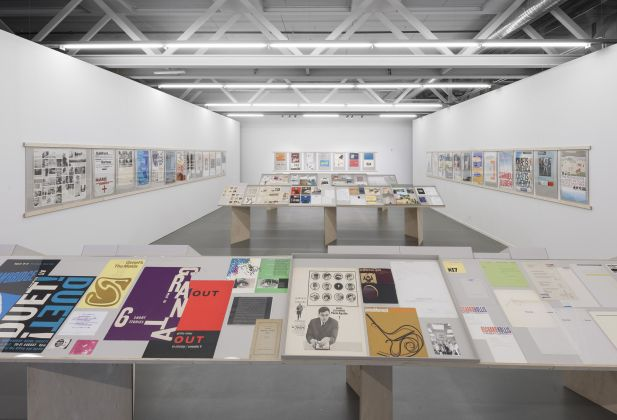 ECAL, l'elac, exhibition, graphic design, Richard Hollis 4153