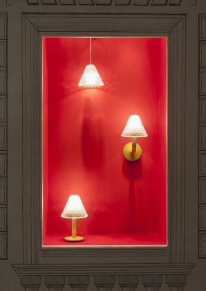 Product design, Lights of Harcourt, Baccarat, Luciole ECAL/Cesare Bizzotto and Moises Hernandez 4019
