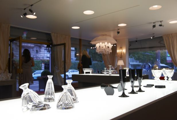 Baccarat, Exposition, MAS Luxe 2555