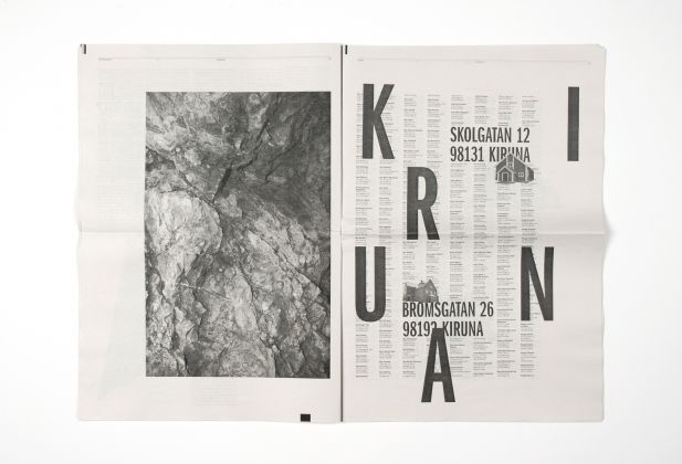 DESIGN GRAPHIQUE, KIRUNA, Laurence Kubsky 2087