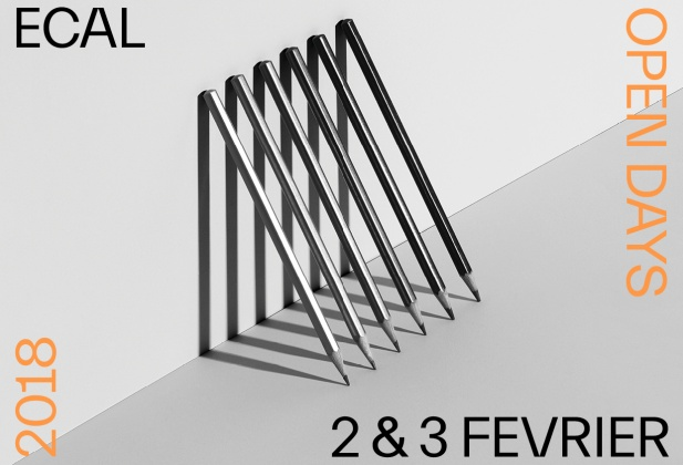 ECAL OPEN DAYS 2018