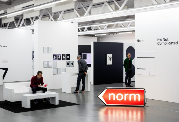 "Exhibition ""Norm – It's Not Complicated"" From 13 october (opening 6pm) to 4 December, Gallery l'elac 28036"