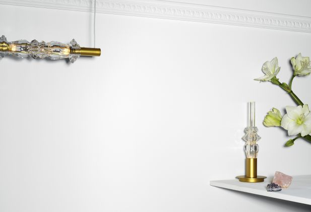Product design, Lights of Harcourt, Baccarat, Vendôme ECAL/Joséphine Choquet and Qiyun Deng 4016