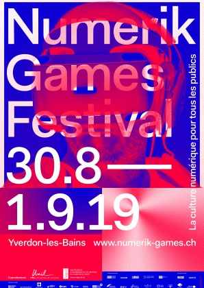 ECAL at Numerik games From 30 August to 1st Sepgtember, Yverdon-les-Bains 23889