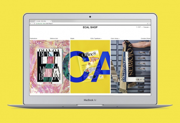 Launch of ecal-shop.ch Books, art editions, products, typefaces... 23194