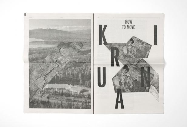 DESIGN GRAPHIQUE, KIRUNA, Laurence Kubsky 2083