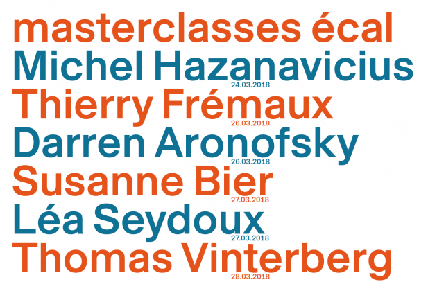 Rencontres 7e art Lausanne: ECAL Masterclasses & VR Exhibition