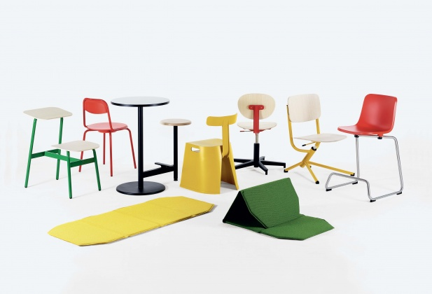ECAL x RBM by Flokk: The Future of School Seating  From 4 to 7 February, Stockholm Design Week 25529