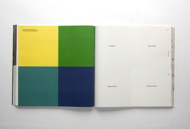 GRAPHIC DESIGN, Artforum 2011 Annual Report, Teo Schifferli 1461