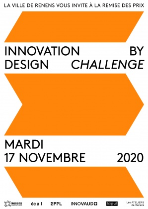 Award Ceremony of the Innovation by Design Challenge  Tuesday November (online) 28277