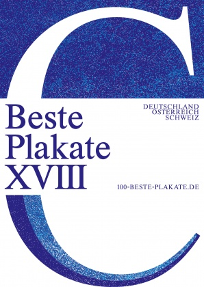 """100 beste Plakate 18"" exhibition From 29 October (openng) to 15 November, Gallery l'elac 25034"