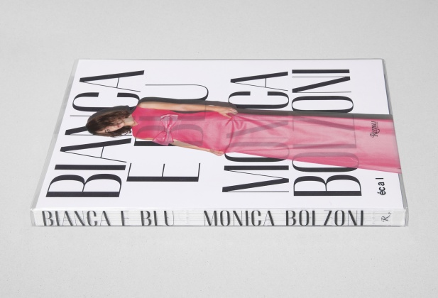 "Book launch ""Bianc e Blu Monica Bolzoni""  