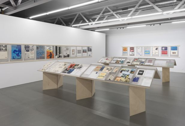 ECAL, l'elac, exhibition, graphic design, Richard Hollis 4156